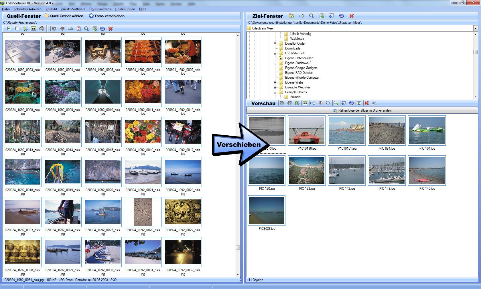 Bildverwaltungsprogramm
