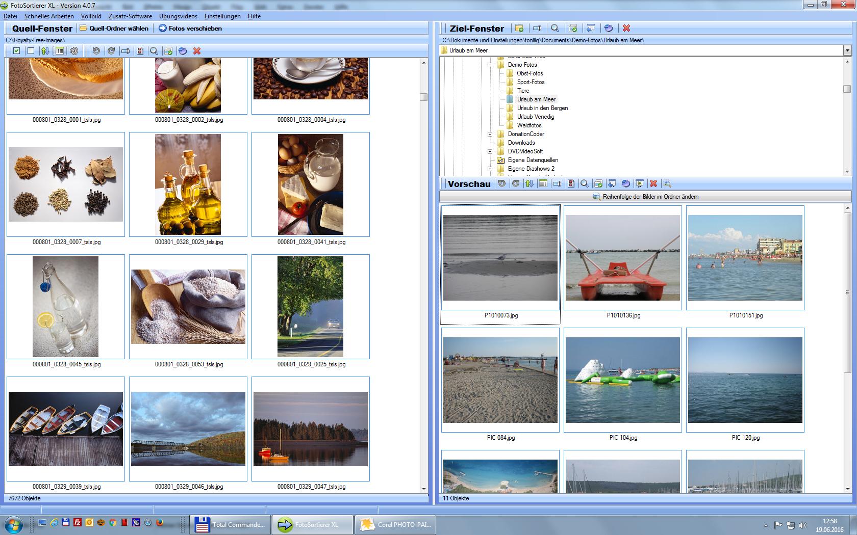 Fotoverwaltungssoftware