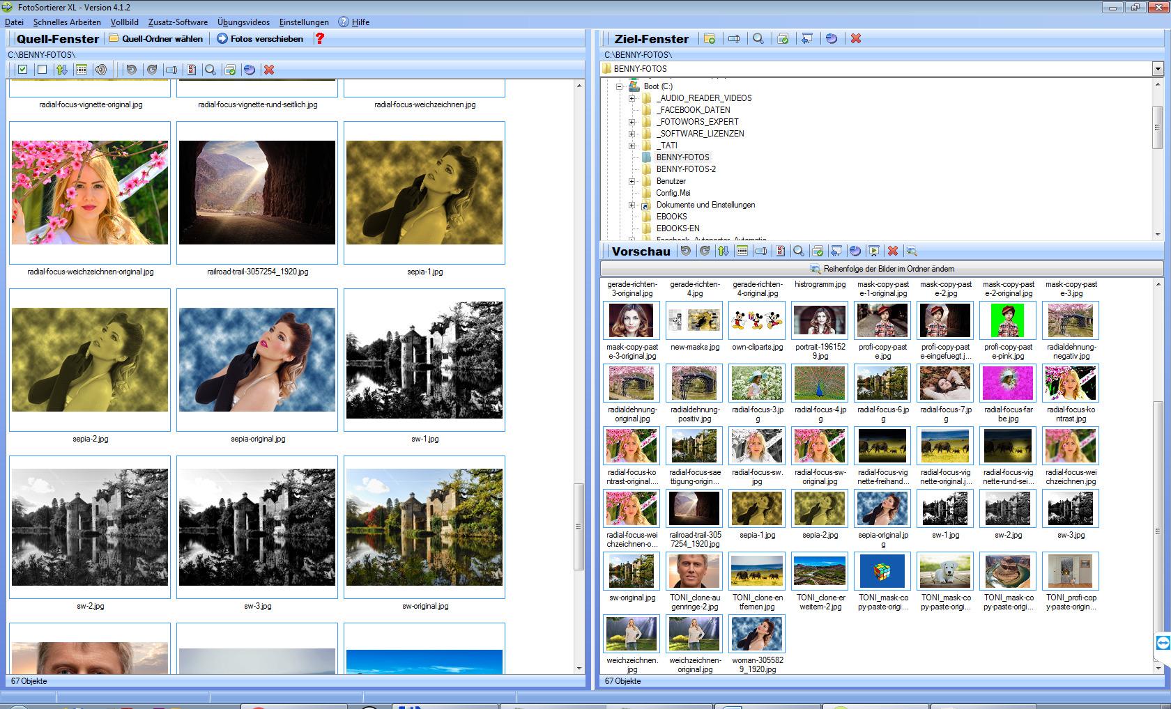 Fotoverwaltung